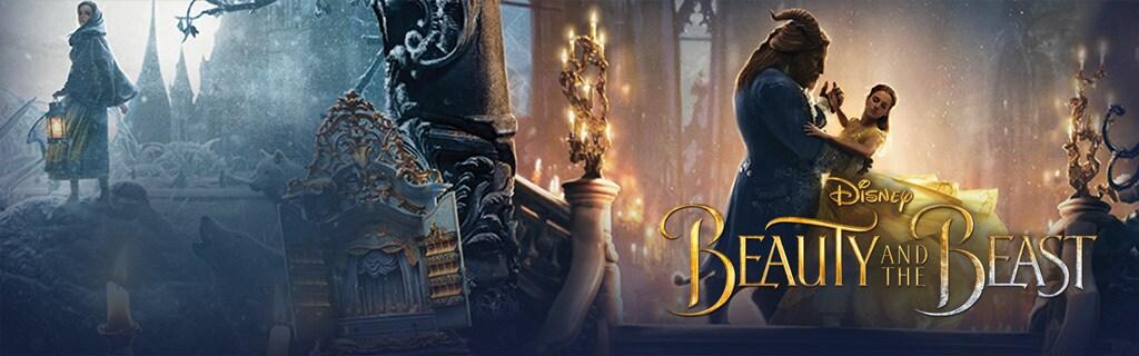 Beauty and the Beast - Coming to Cinemas - Homepage Hero