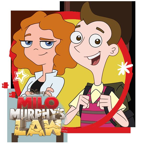 Milo Murphy's Law (Show Nav Link)