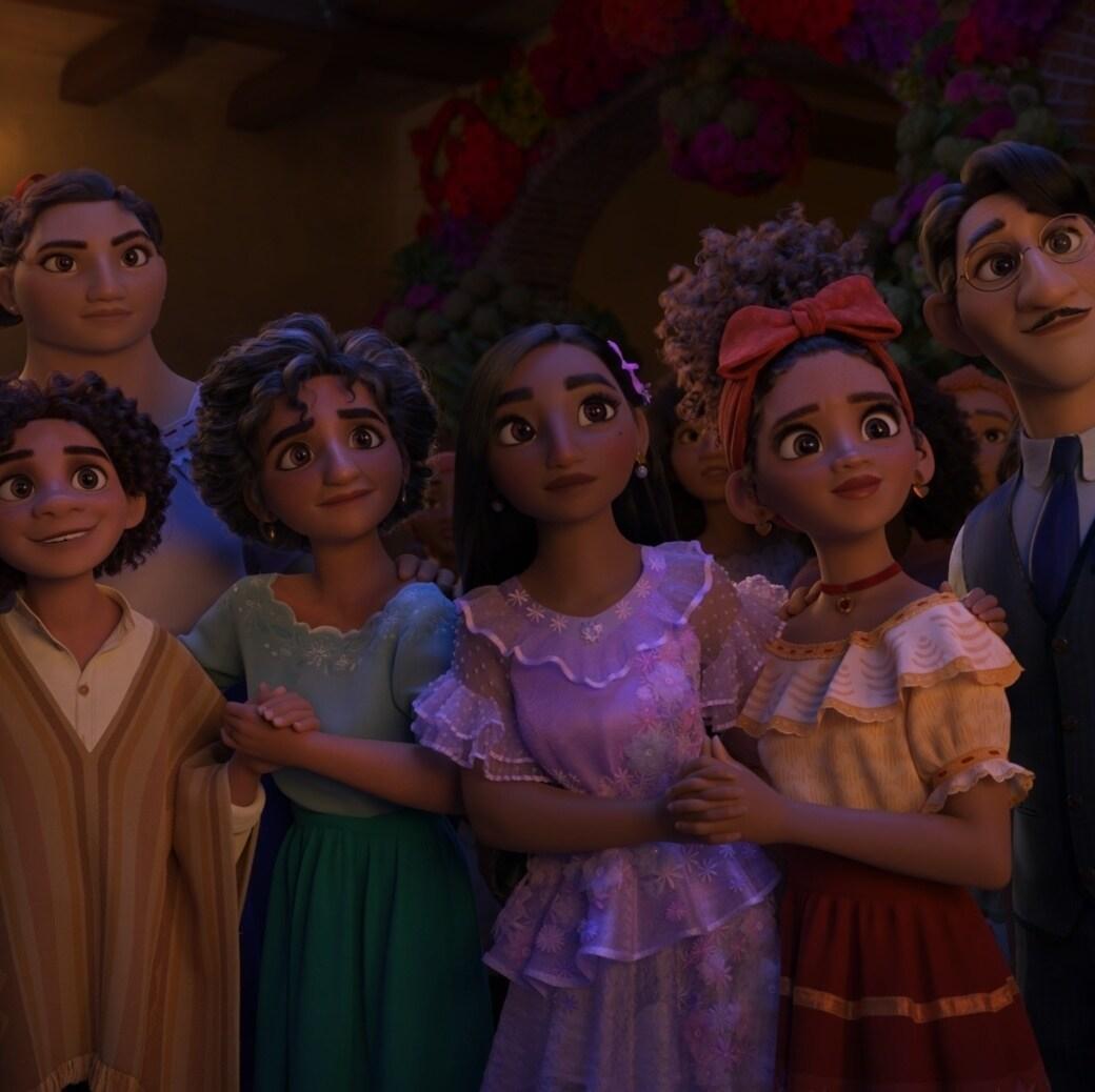 Walt Disney Animation Studios' Encanto Directors Talk About the Magic of Family