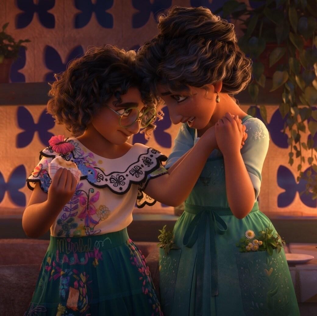 Introducing Walt Disney Animation Studios' Upcoming Movie, Encanto