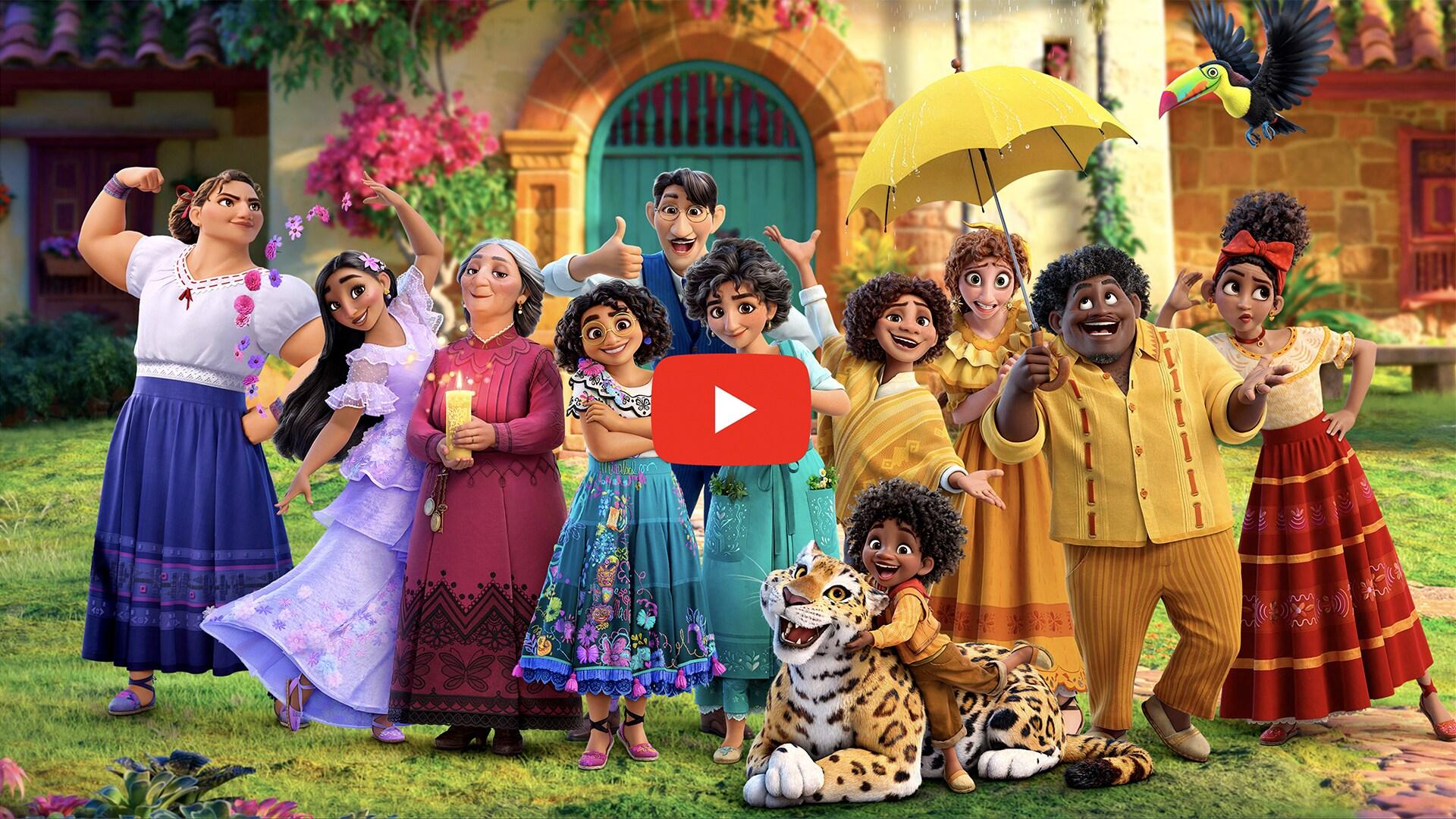 迪士尼《奇幻魔法屋》|最新預告