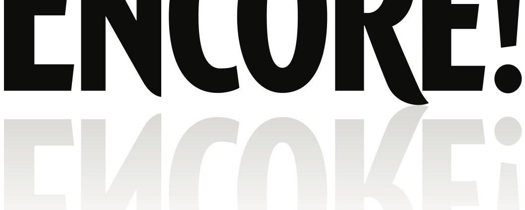 encore title logo