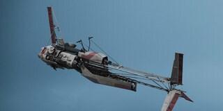 Enfys Nest's swoop bike