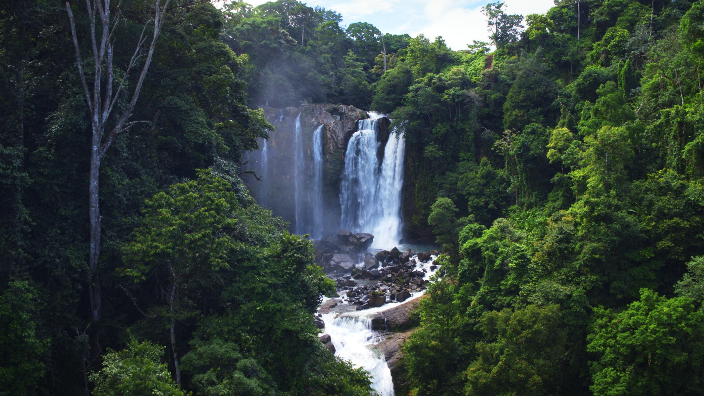 Nauyaca Waterfalls, Costa Rica. (National Geographic for Disney+)