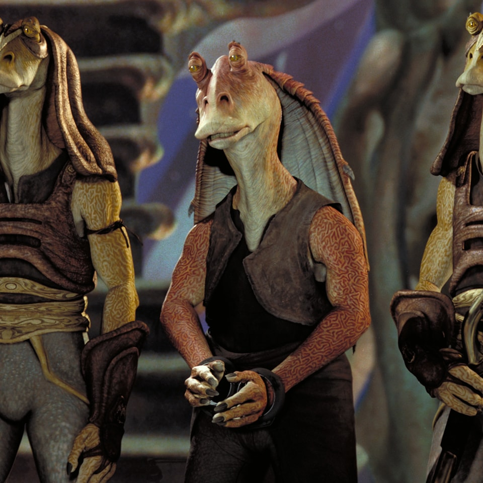 Jar Jar Binks Starwarscom