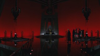 Supreme Leader Snoke Biography Gallery