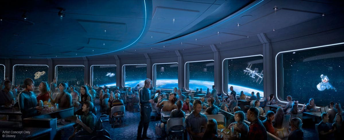 epcot space 220 restaurant concept art