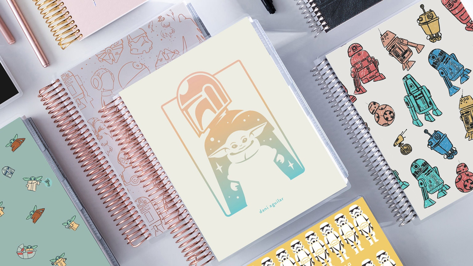 How the Erin Condren Star Wars Collection Brings Galactic Style to Everyday Essentials