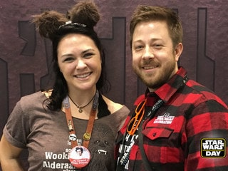 StarWars.com Fan Spotlight: Erin and Matthew