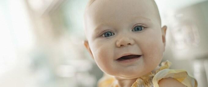5 cosas para hacer feliz a tu bebé
