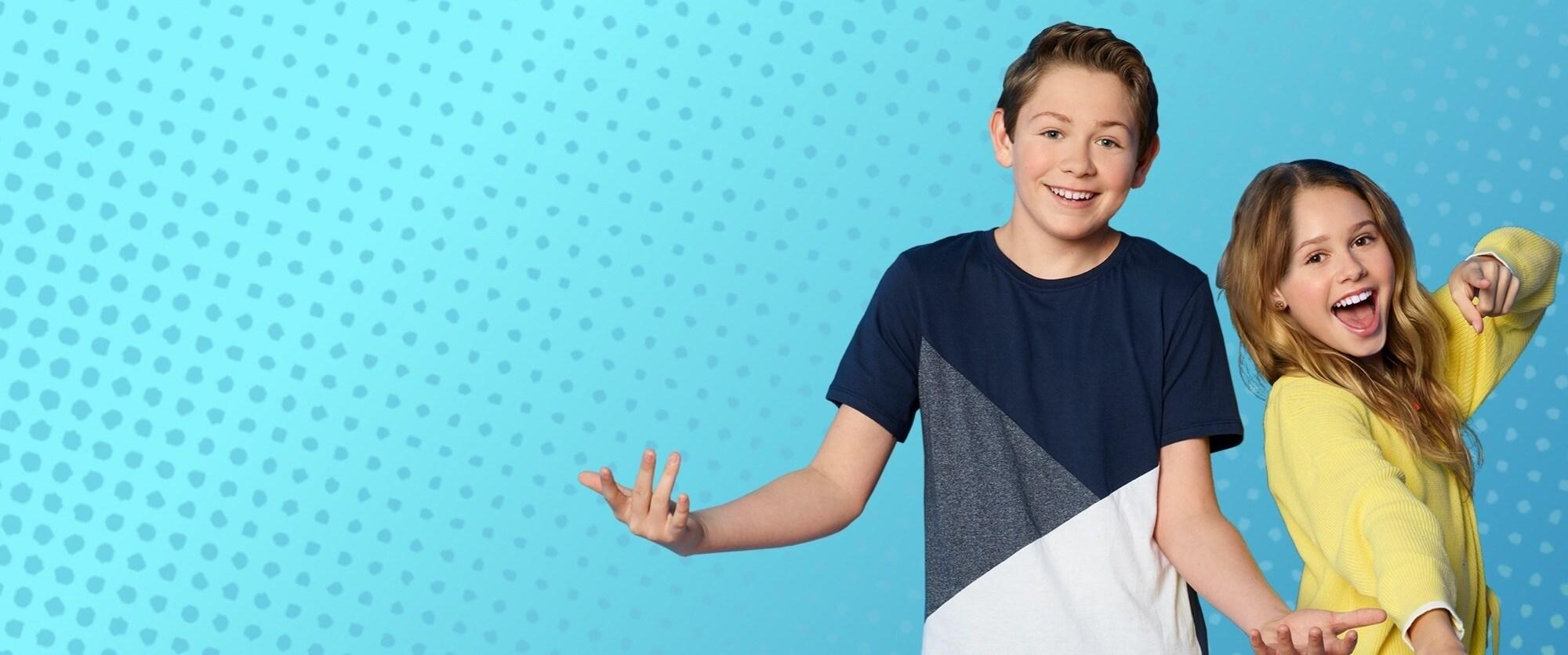 Coop & Cami en Disney Channell
