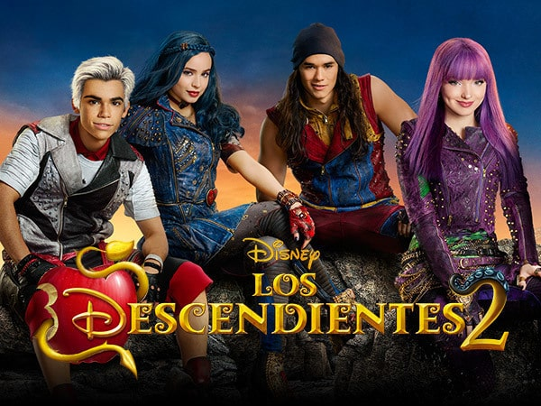 http://videos.disney.es/los-descendientes