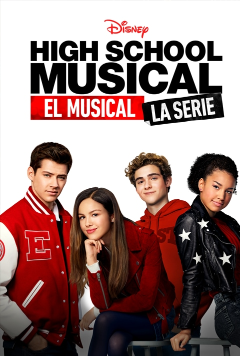 Disney Plus - High School Musical The Musical: The Series