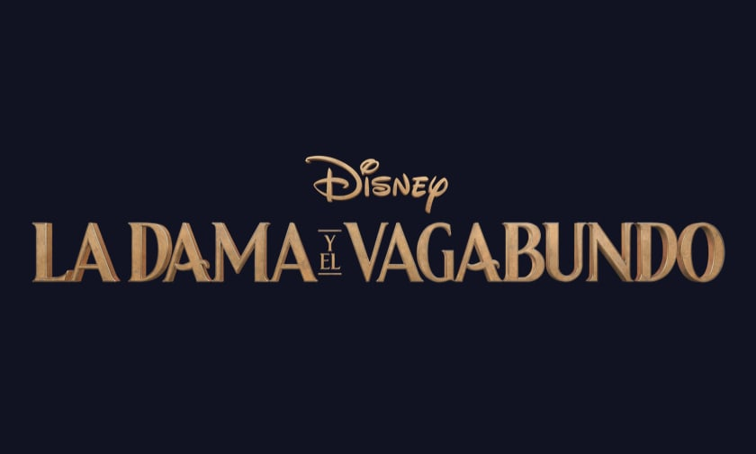 Disney Plus Video Page - Lady and the Tramp - Logo