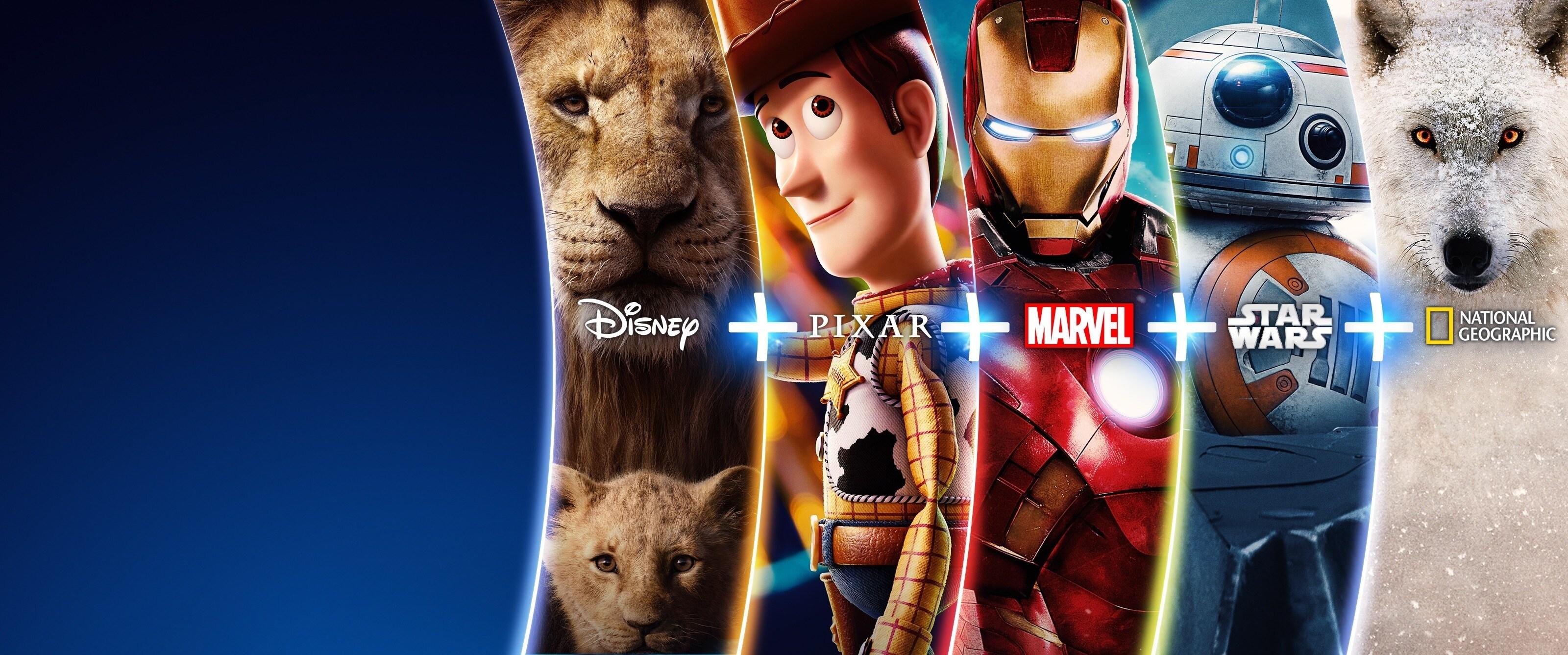 Descubre más sobre Disney+