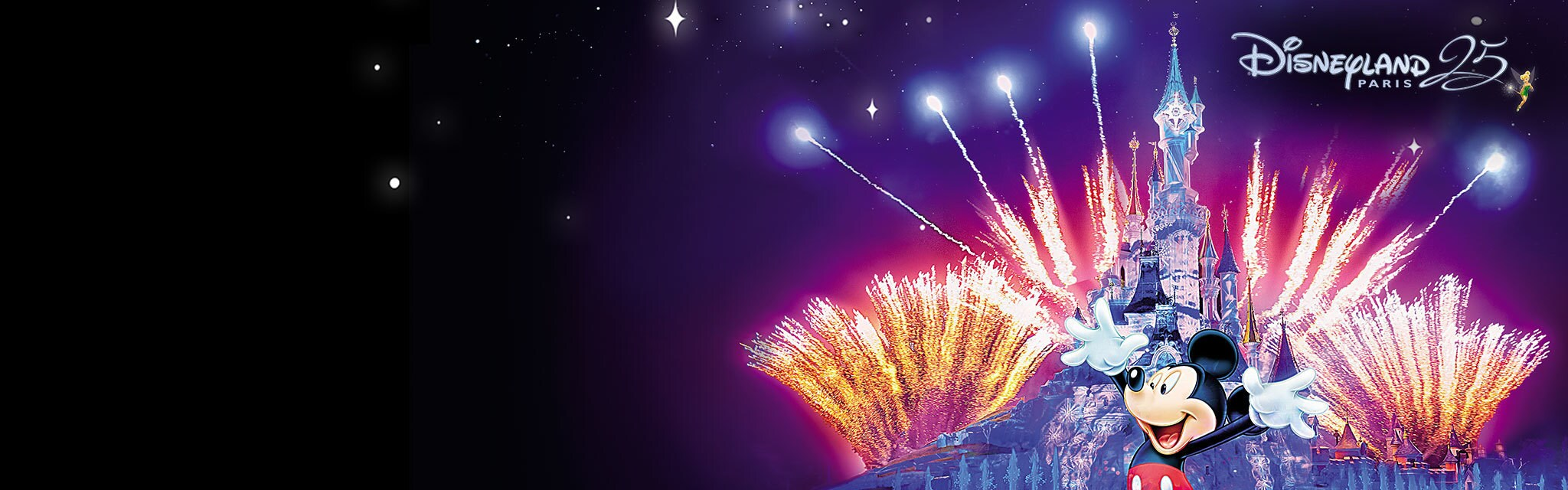 Disneyland Paris - semana magica - Hero