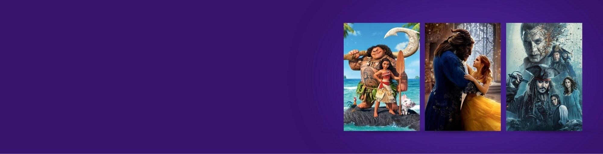 Home Entertainment Amazon | Disney.es