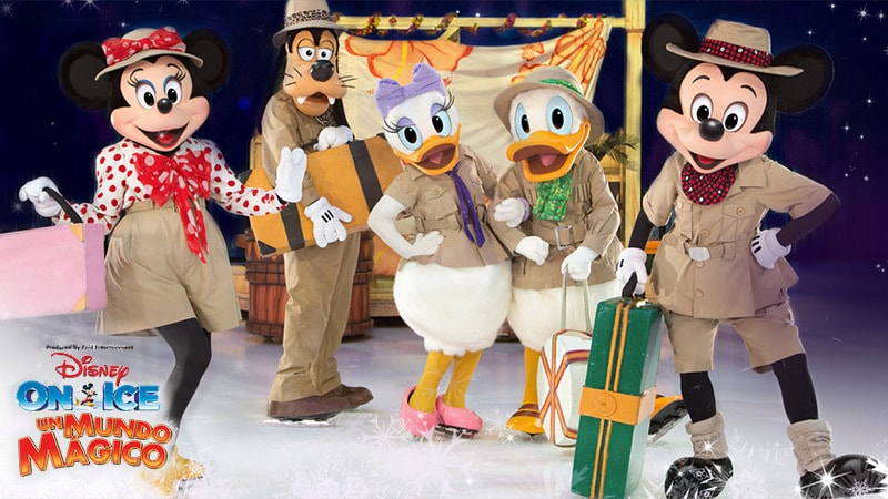 Disney On Ice – Un Mundo Mágico