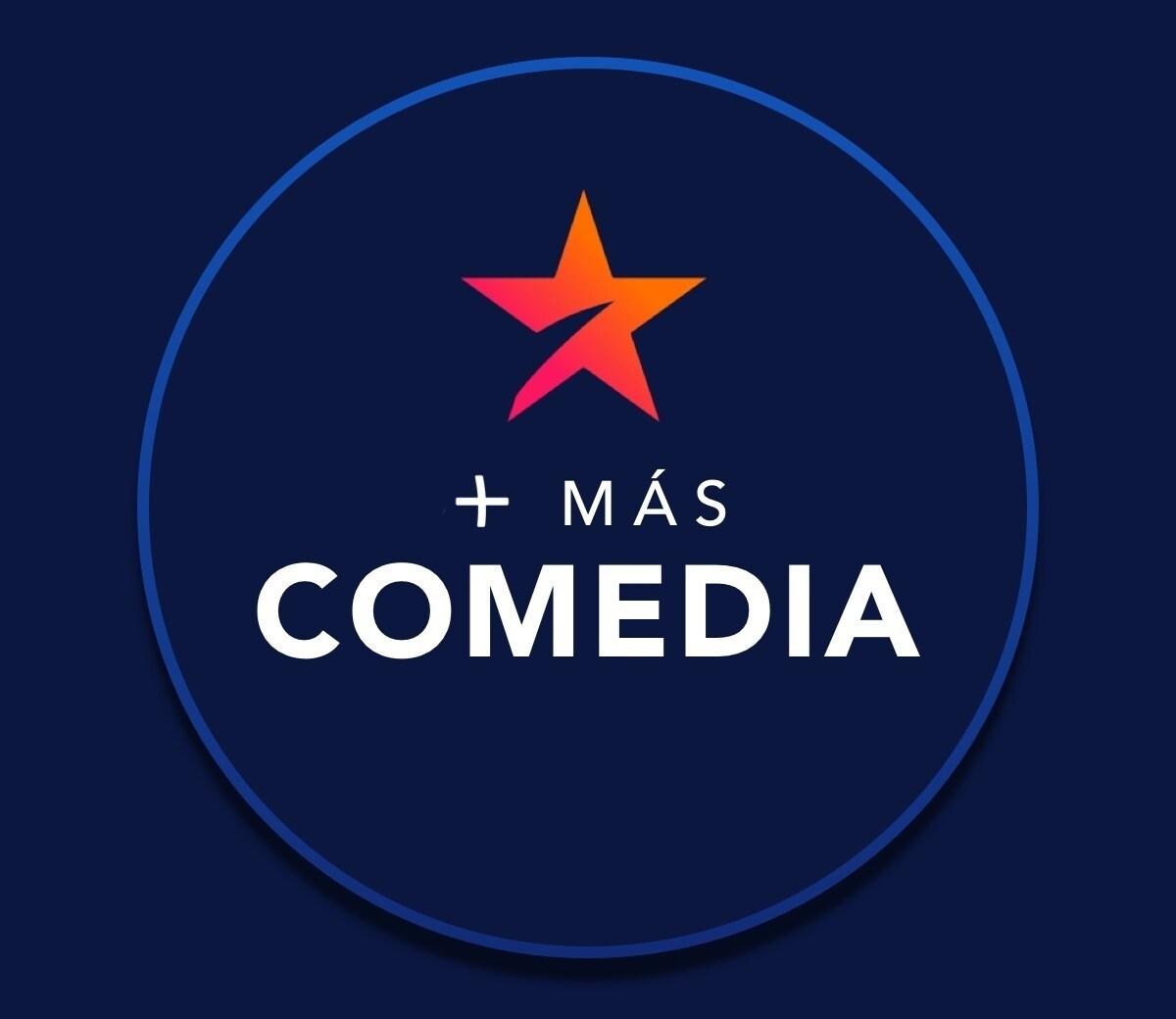 + Más comedia