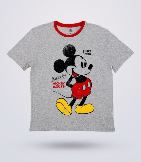 Camiseta vintage Mickey Mouse