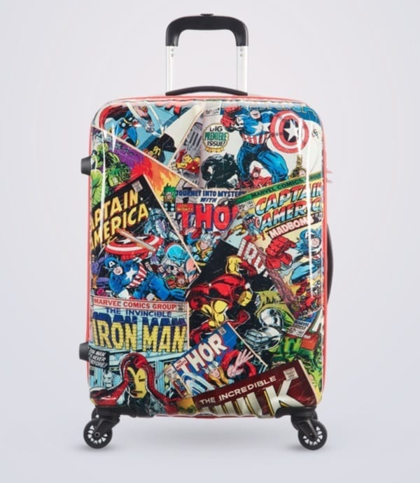 Trolley medio Marvel Comics, American Tourister