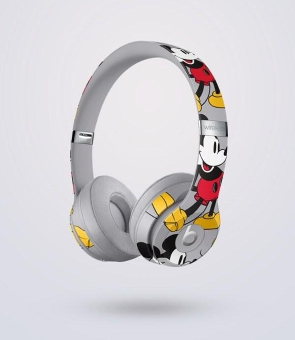 Cuffie wireless Solo3 Topolino 90° anniversario Beats
