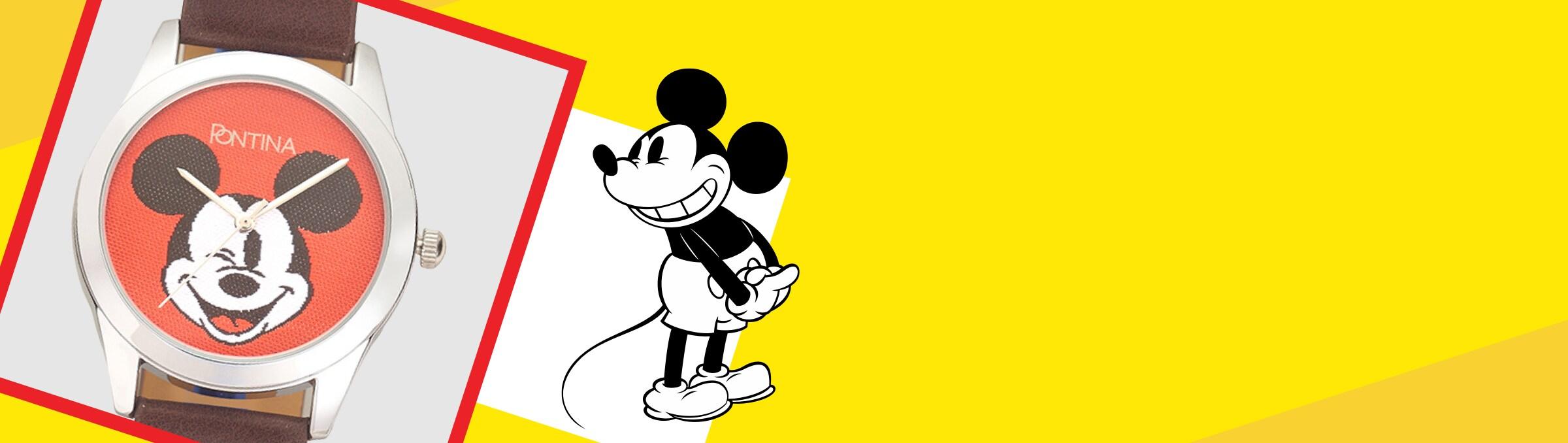 shopDisney | Mickey 90 Fashion 3 Hero