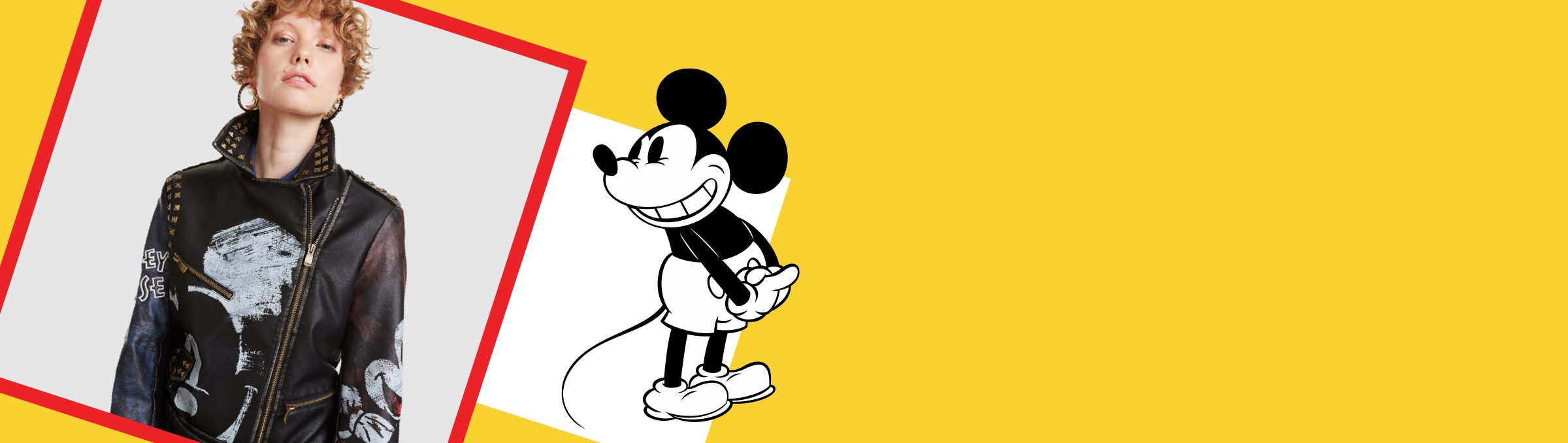 shopDisney | Mickey 90 Fashion 2 Hero