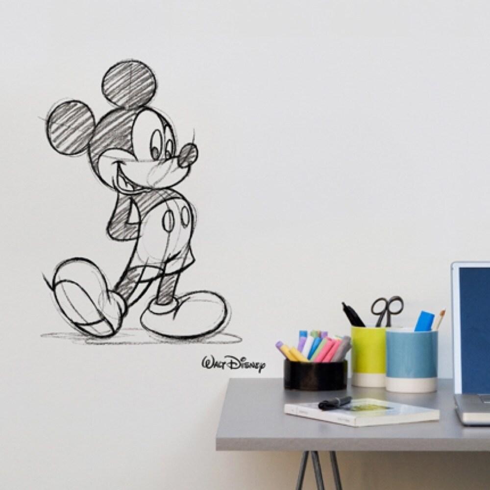 Leroy Merlin | Sticker decoración Mickey