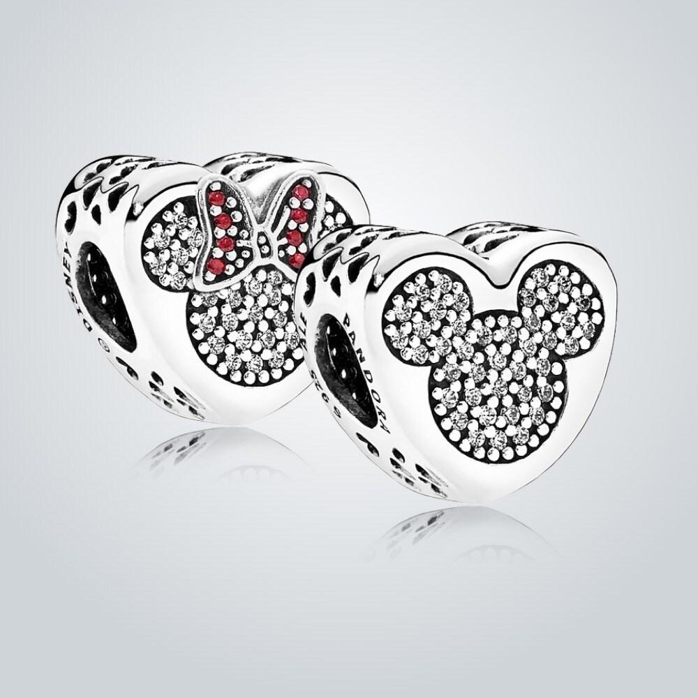 Pandora | Charm en plata Mickey