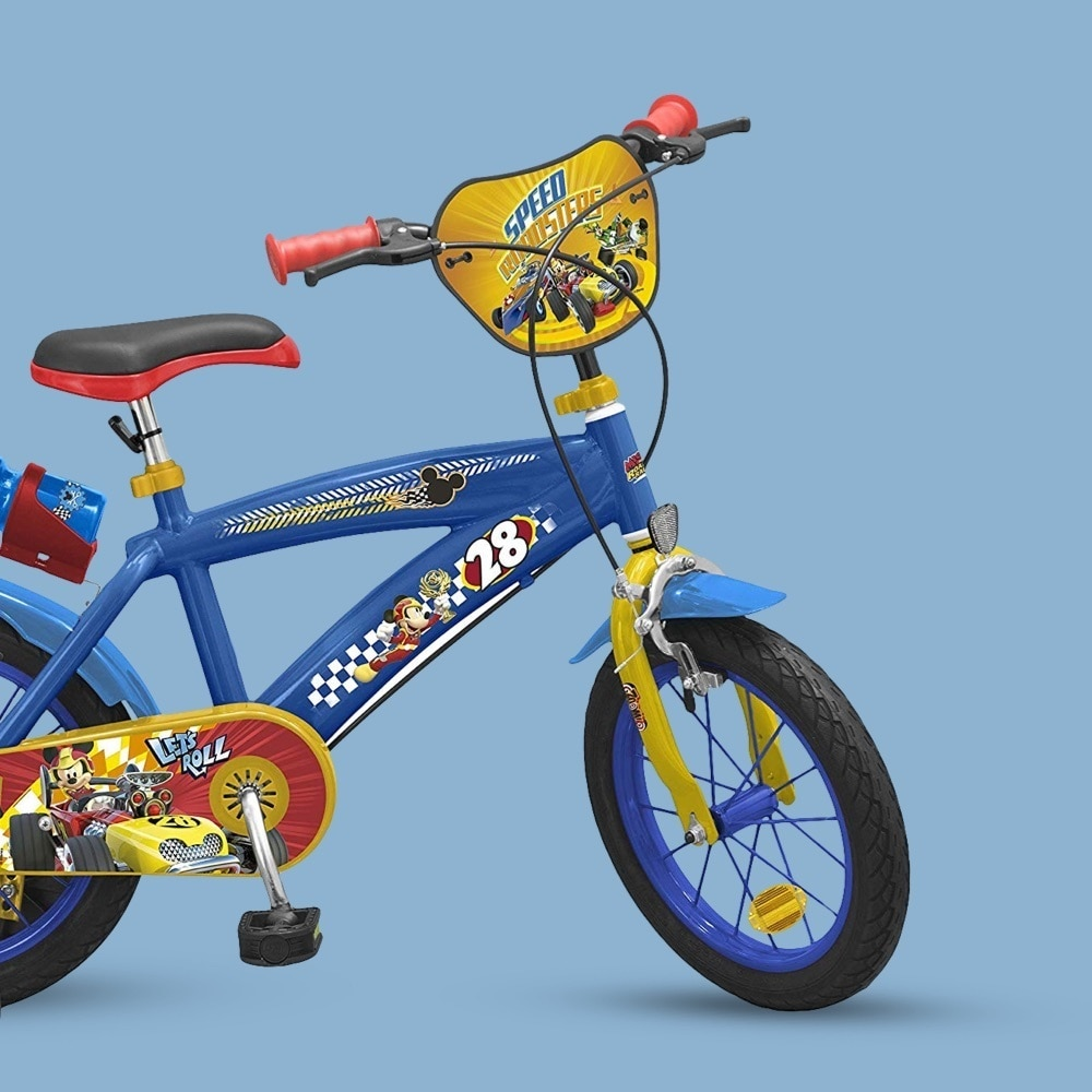 Amazon | Bicicleta Disney Mickey