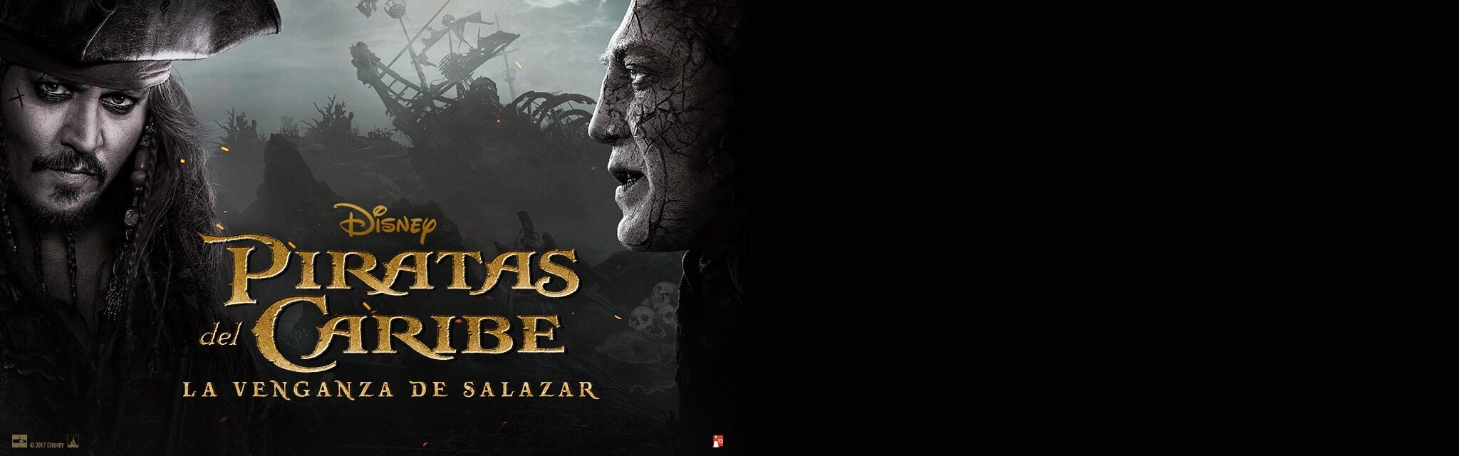 ES - Piratas del caribe 5 - entradas - hero