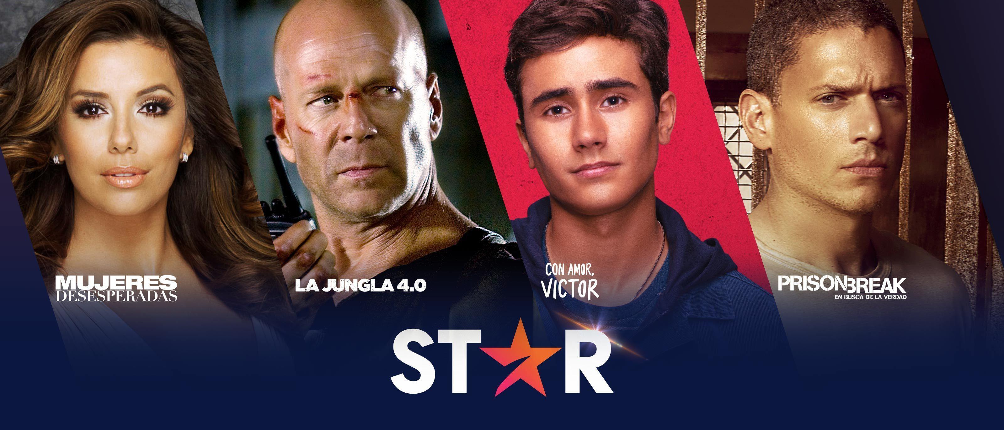 Disney+ presenta: STAR