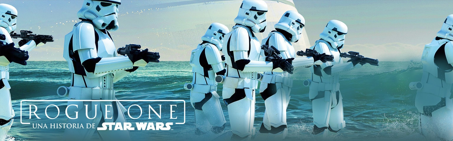 Rogue One - DVD Hero Pelis