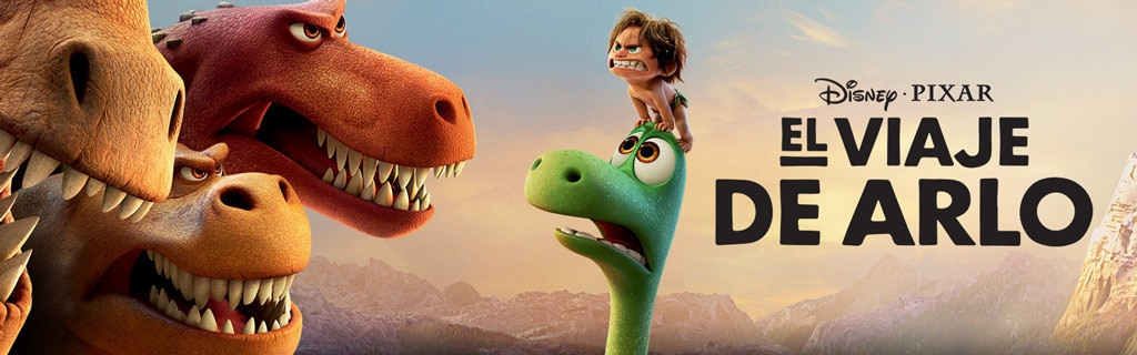 The Good Dinosaur - Hero move TGD site