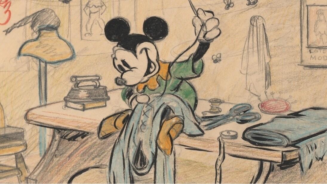 Disney: El Arte de Contar Historias