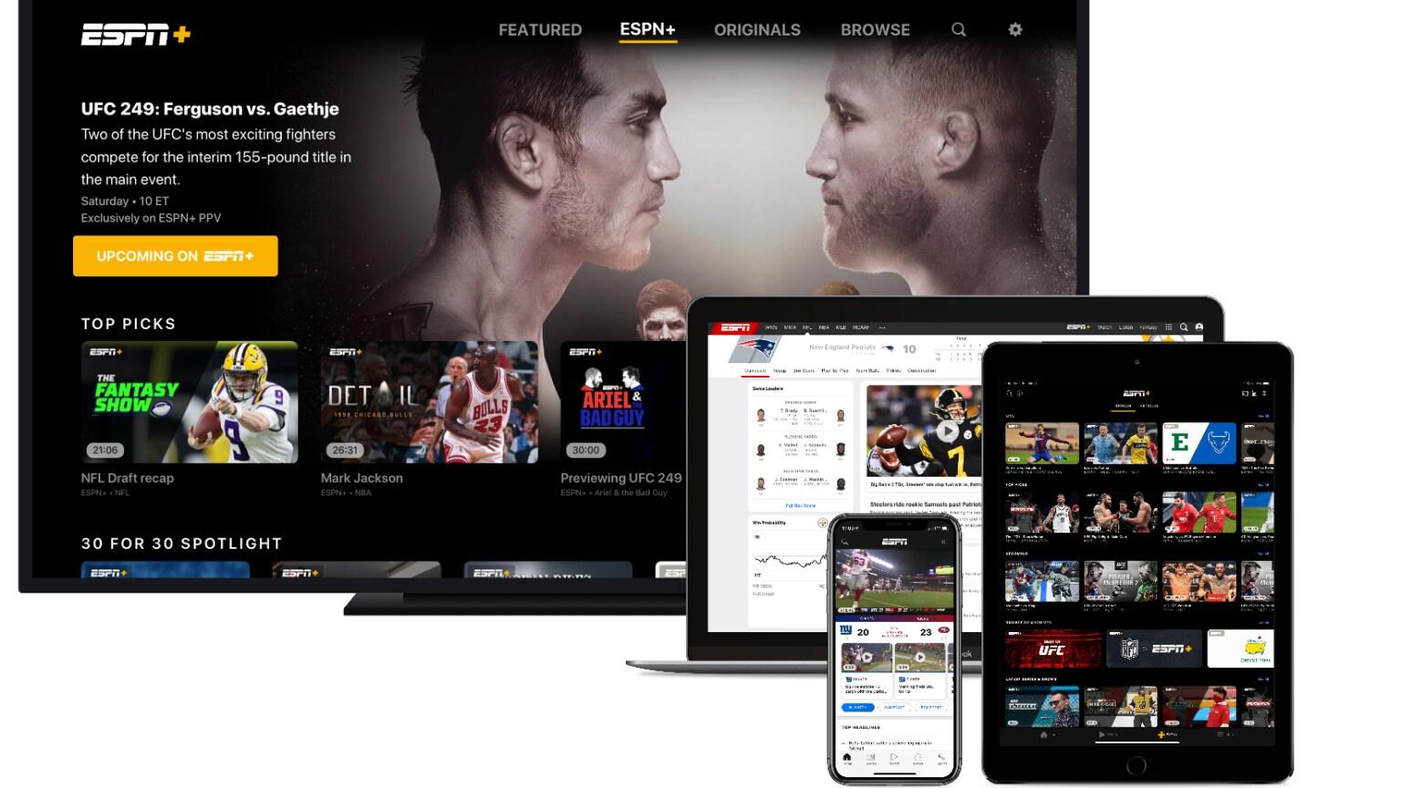 ESPN Digital Celebrates Three Years as the No. 1 U.S. Sports Property, Logs Best February on Record