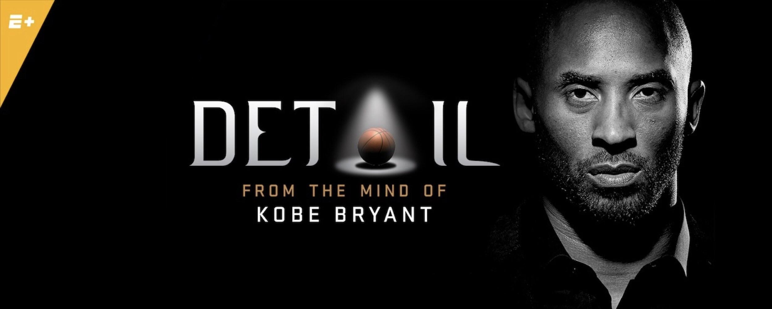 Kobe Bryant's Detail Returns for New Season Exclusively on