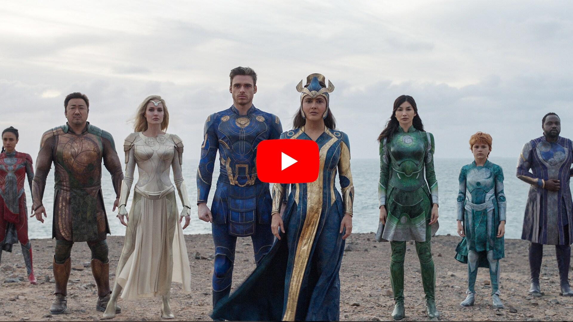 Marvel Studios《永恆族》| 電影預告
