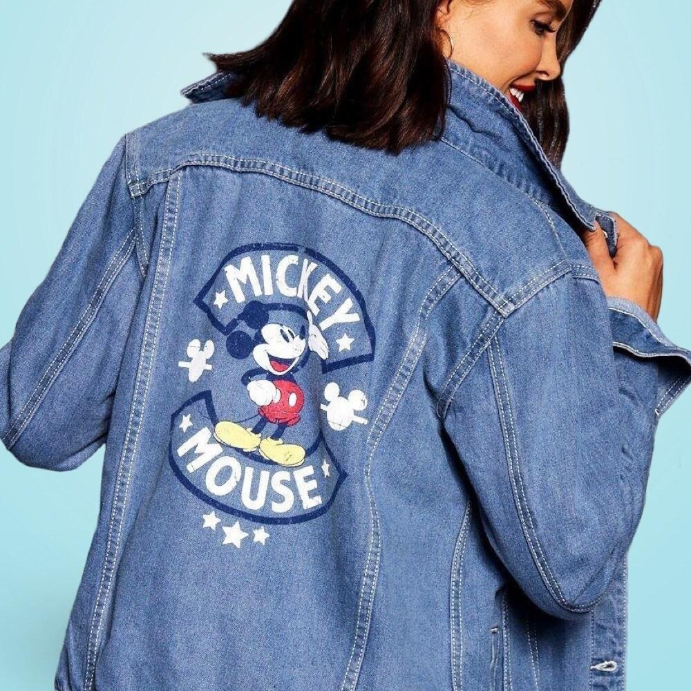 Boohoo l Mickey 90 Mickey Jacket