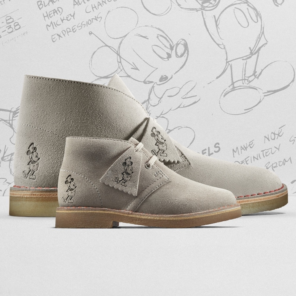 Clarks | Mickey 90 Limited Edition Boots
