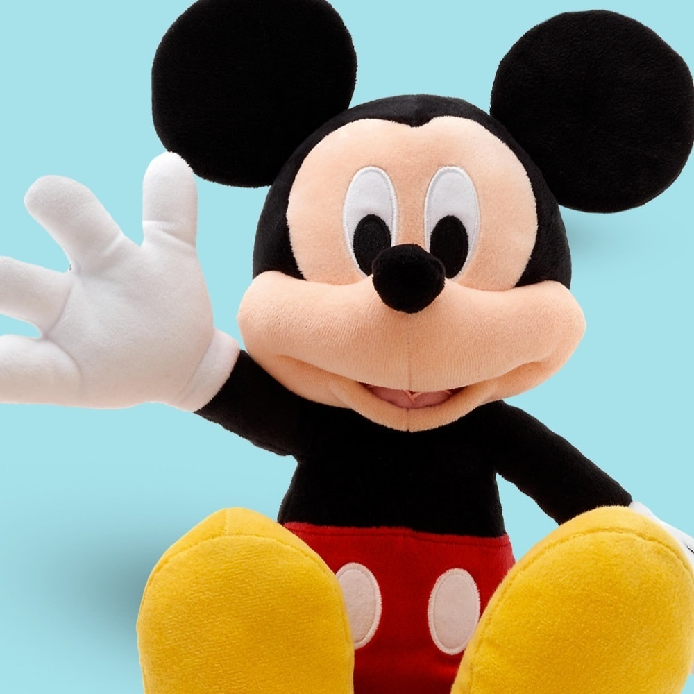 shopDisney l Mickey 90 Mickey Plush