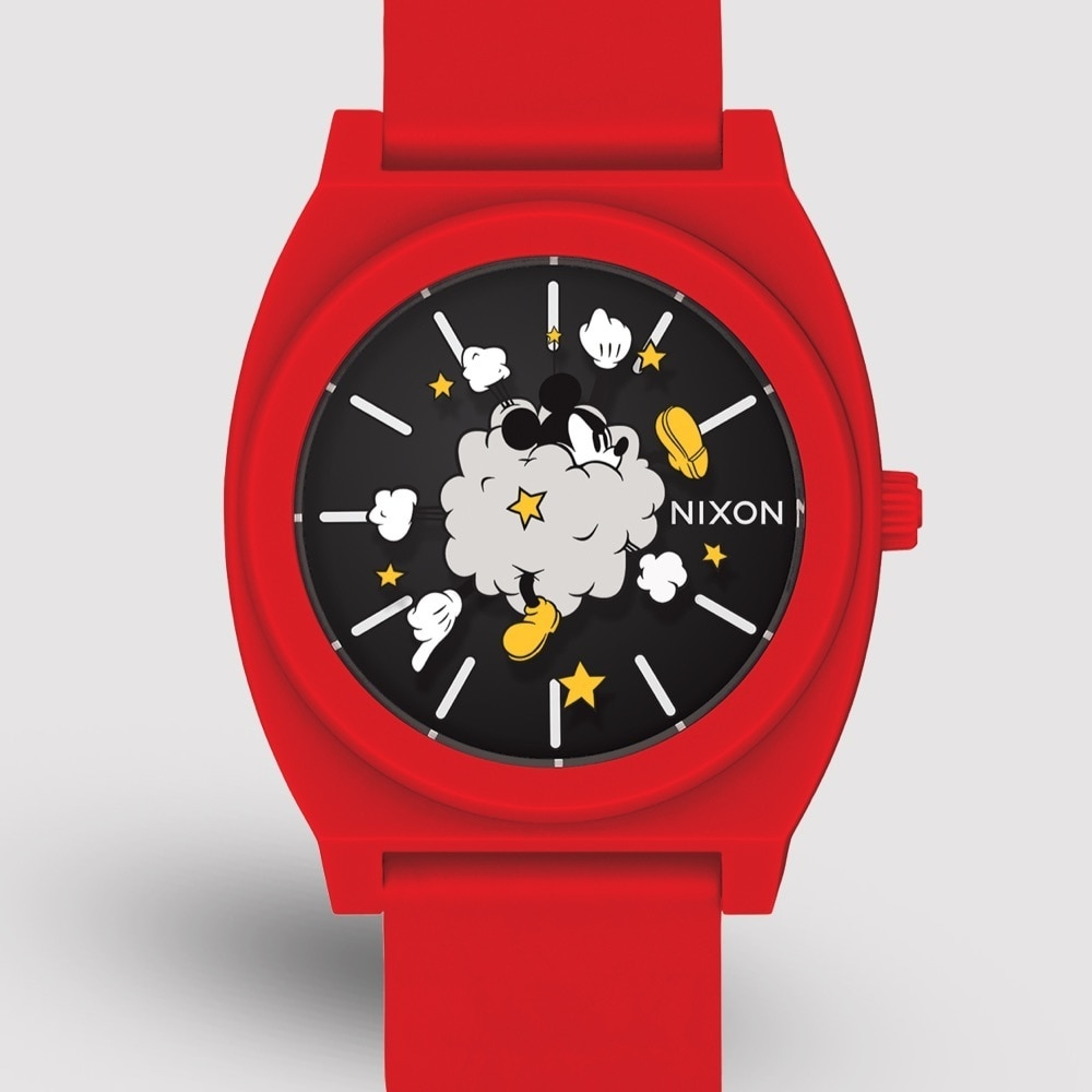shopDisney l Mickey 90 Mickey Nikon Watch