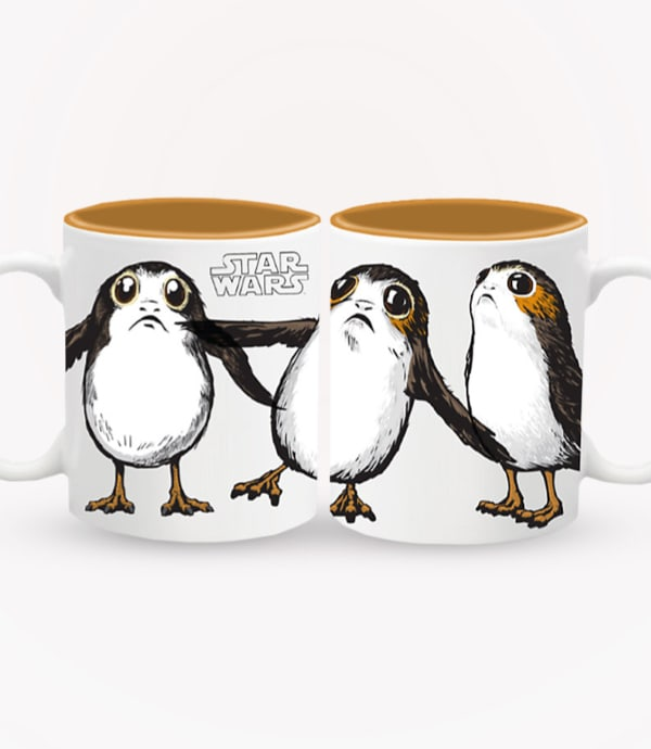 Disney Store | 12 Statement Mugs - Porg Mug