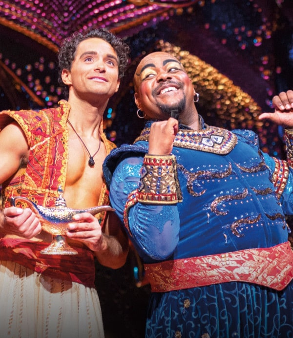 Aladdin The Musical | Book Tickets