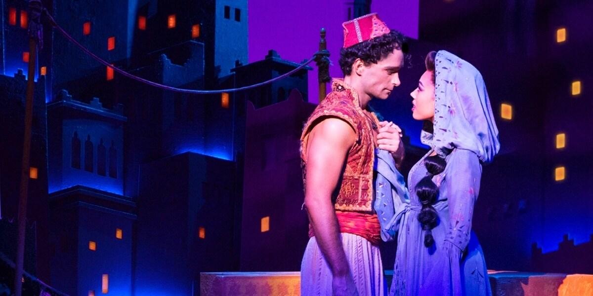 Aladdin The Musical | Bestel Tickets