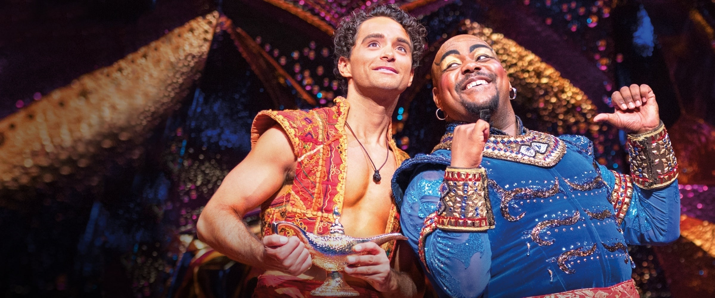 Aladdin | The Musical