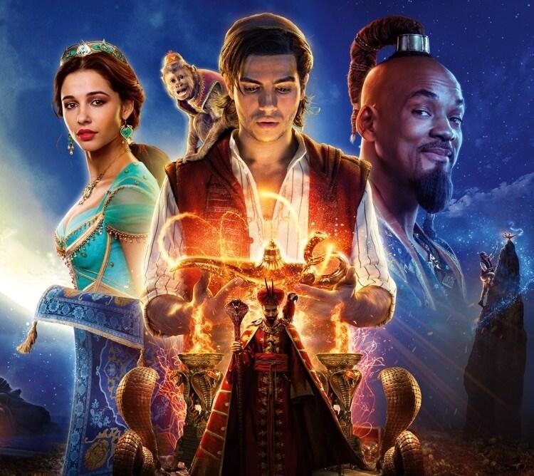 Aladdin 2019 Now Streaming On Disney Disney