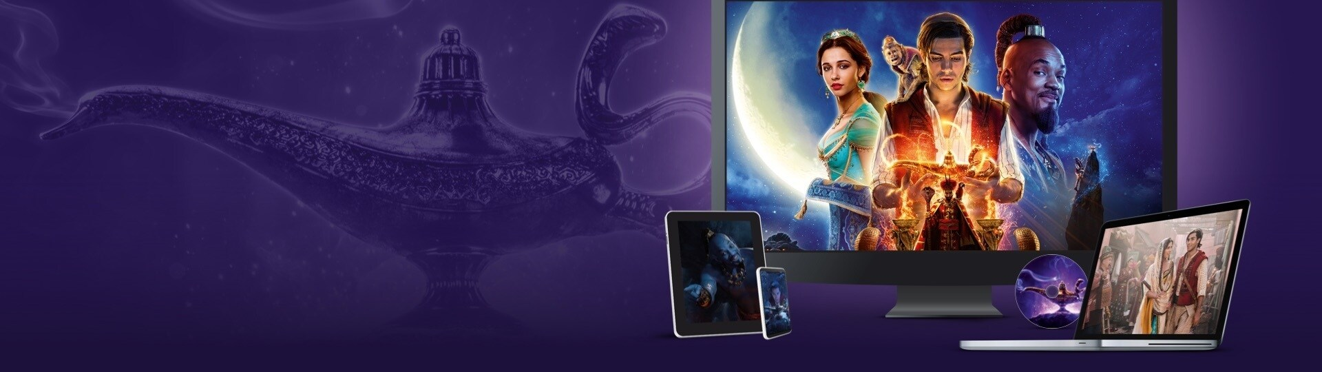 Aladdin | Disponibil pe DVD