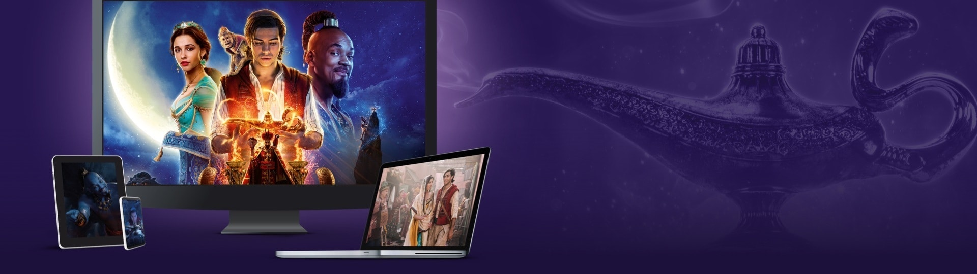 Aladdin | Disponible para descargar y disfrutar